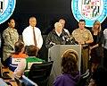 Hurricane Joaquin press conference at MEMA (21700130689).jpg