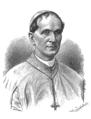 Hvarski biskup Fulgencije Carev 1888 Mayerhofer.png
