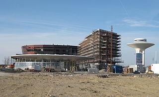 building in Malmö Municipality, Skåne County, Sweden