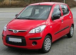 Hyundai i10 – Wikipedia