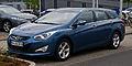 Hyundai i40 Kombi 1.7 CRDi Style – Frontansicht, 1. Juni 2013, Düsseldorf.jpg