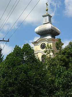 Iđoš, Orthodox church.jpg