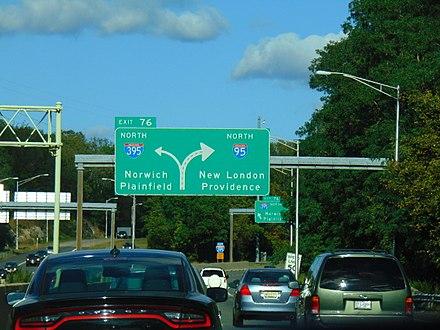 Interstate 395 (Connecticut–Massachusetts) - WikiVisually