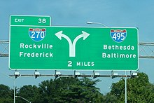 Interstate 495 (Capital Beltway) - Wikipedia