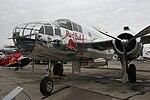 ILA 2010 - B-25 Mitchell der Flying Bulls von der Firma Red Bull (4818726249).jpg