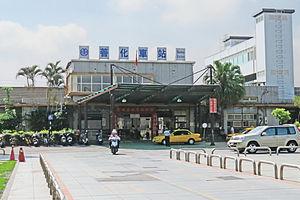 Shanhua District - TRA Shanhua Station