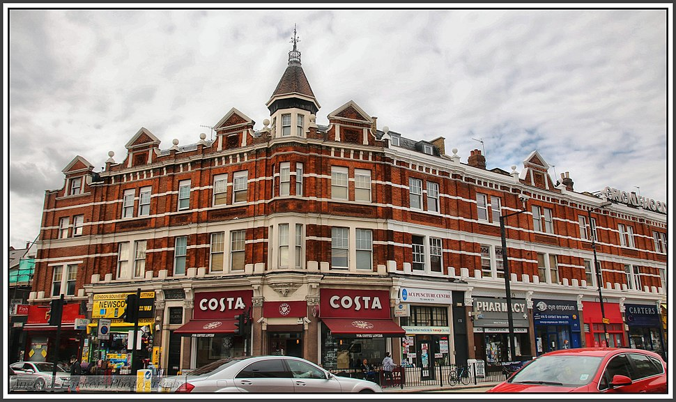 IMG 1934 Costa Coffee ..173 Cricklewood Broadway London NW2 3HT
