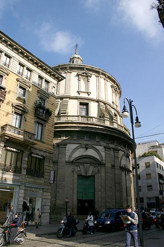 Pellegrino Tibaldi - San Sebastiano (Milan)