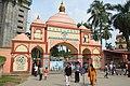 ISKCON Campus Main Gate - Bhaktisiddhanta Saraswati Marg - Mayapur - Nadia 2017-08-15 2162.JPG