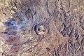 ISS-64 Deriba caldera in the Marrah Mountains in Darfur, Sudan.jpg