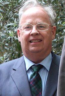 Ian Morison astrophysicist