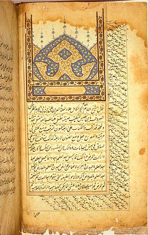 Ibn al-Nafis, Ali b. Abi l-Hazm