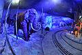 Ice Age Mammals - Dark Ride - Science Exploration Hall - Science City - Kolkata 2016-02-22 0287.JPG