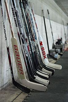 Palo (hockey) - Wikipedia, la enciclopedia libre
