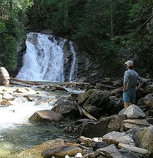 Idaho Centennial Trail Long-distance hiking trail in the United States