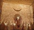 Idol of Goddess Durga (Ceremonial Worship) 08.jpg