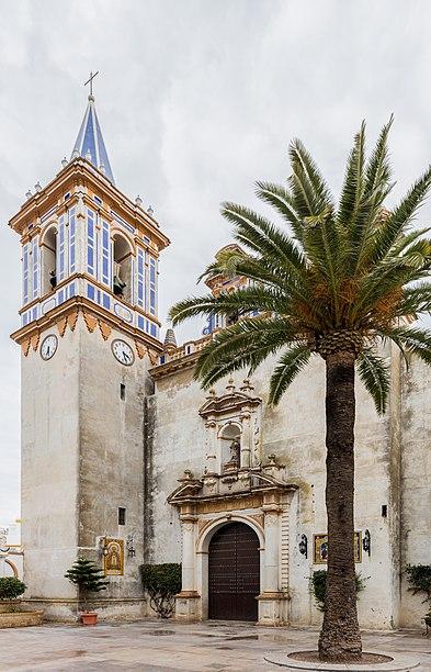 Archivo:Iglesia de Nuestra Señora de la O, Chipiona, España, 2015-12-08, DD 04.JPG