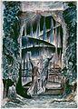 Illustrations to Dante's Divine Comedy object 4 Butlin 812-4 The Inscription over Hell-Gate.jpg