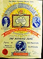 Immigration Museum, Melbourne - Joy of Museums - 'White Australia' Song Sheet Music, 1910.jpg
