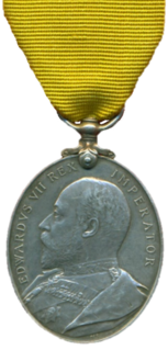 Imperial Yeomanry Long Service Medal