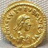 Impero d'occidente, olibrio, emissione aurea, 472.JPG