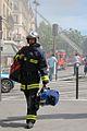 Incendie dans l'avenue des Gobelins, Paris 26 juillet 2009.jpg