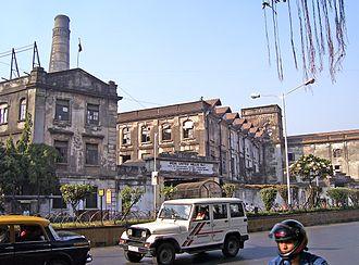 Girangaon - Image: India United Mill 1