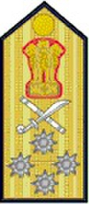 Arun Prakash - Image: Indian Admiral