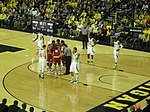 File:Indiana vs. Michigan men's basketball 2014 04 (in-game action).jpg