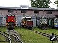 Industriada 2014 - Bytom Karb Wąskotorowy 01.JPG
