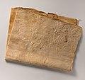 Inscribed Linen Sheet from Tutankhamun's Embalming Cache MET DP226087.jpg