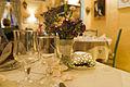 Inside a restaurant, Grignan, Provence, France (6052504043).jpg