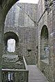 Inside the fort of the Peveril Castle.jpg