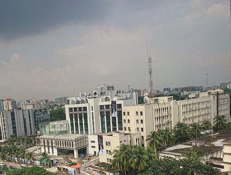 File:InterContinental Dhaka under renovation.jpg