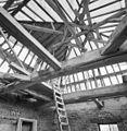 Interieur, overzicht dakconstructie, zuidoostpaviljoen pachthof - Houthem - Sint Gerlach - 20344014 - RCE.jpg