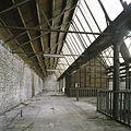 Interieur, overzicht van de eerste verdieping met zicht op het sheddak - Maastricht - 20385986 - RCE.jpg