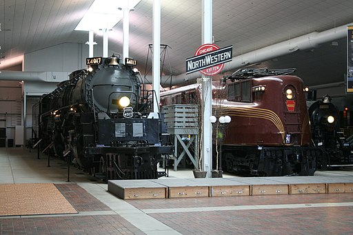 National Railroad Museum - Virtual Tour