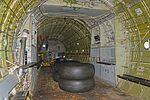 Interior of C-133A Cargomaster (56-1999 - N199AB) (30357479916).jpg
