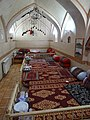 Interior of Sofrakhane Sonati Ebrahimabad - Former Bathhouse, Now Tea-Shop and Restaurant - Downtown Ardabil - Iranian Azerbaijan - Iran - 02 (7421101830).jpg