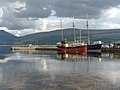 Inverarary Harbour and The Vital Spark.jpg