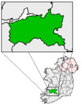 Ireland map County Limerick Magnified.png