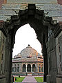 Isa Khan Niyazi's tomb India-0190 - Flickr - archer10 (Dennis).jpg