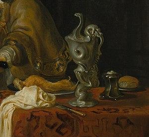 Isaac Blessing Jacob (Gerbrand van den Eeckhout)