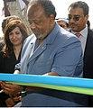 Ismail Omar Guelleh ribbon-cutting.jpg