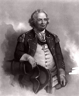 Putnam County, New York - Israel Putnam, Major General in the American Revolution and the county's namesake