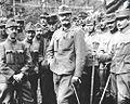 Istvan Tisza, Italian front (1917).jpg