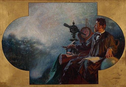 Ivan Tišov - Astronom