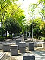Izumi Green Path in Oizumi.JPG
