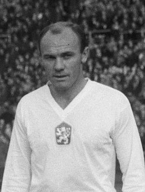 Ján Popluhár - Popluhár in 1966.