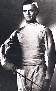Jehan Buhan French fencer